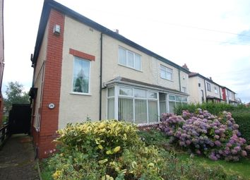 Thumbnail 2 bed semi-detached house for sale in Poulton Road, Blackpool