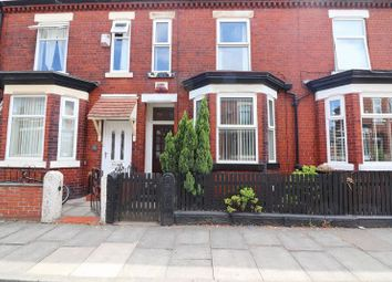 Thumbnail 3 bed terraced house for sale in Church Avenue, Salford, Manchester