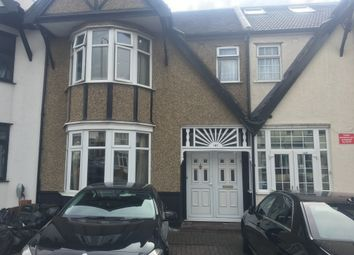Thumbnail 3 bedroom terraced house to rent in Redbridge Lane East, London