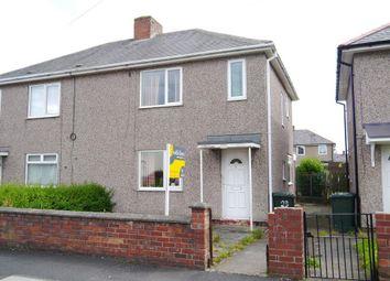 Thumbnail End terrace house for sale in Ferguson Crescent, Hazlerigg, Newcastle Upon Tyne