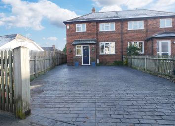 4 bed semi-detached house for sale in Station Road, Cholsey, Wallingford OX10