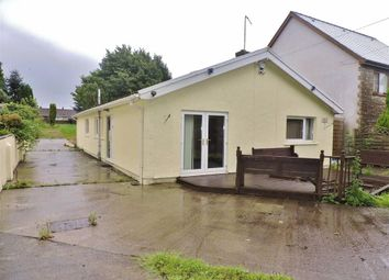 Thumbnail 5 bedroom detached bungalow for sale in Llangyfelach Road, Tirdeunaw, Swansea