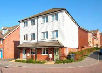 Thumbnail 4 bed semi-detached house for sale in Talmead Road, Herne Bay
