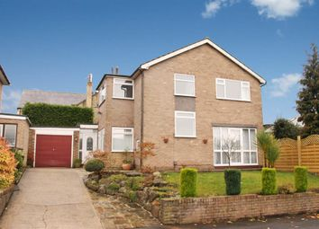 Thumbnail 3 bed detached house for sale in Norwood Close, Knaresborough