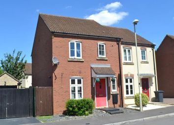 Thumbnail 3 bed semi-detached house for sale in Chivenor Way, Kingsway, Gloucester, Gloucestershire