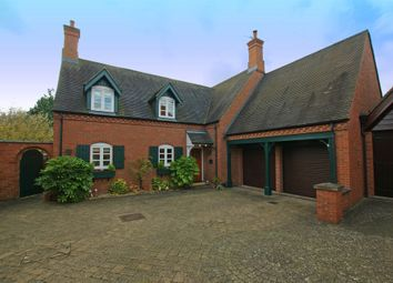 Thumbnail 5 bed link-detached house for sale in Holt View, Great Easton, Market Harborough