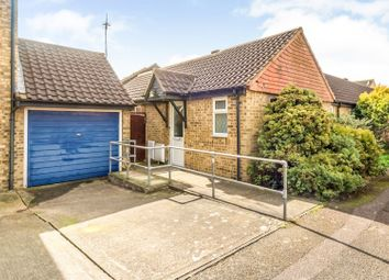 Thumbnail 2 bed bungalow for sale in Lime Close, Stevenage