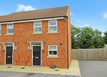 Thumbnail 2 bed semi-detached house for sale in Cossington Square, Westbury