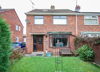 Thumbnail 3 bed semi-detached house for sale in Co-Operative Close, Loftus