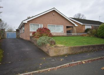 Thumbnail 4 bed bungalow to rent in Ffordd Tudno, Wrexham