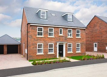 """Thumbnail 5 bed detached house for sale in """"Buckingham"""" at Kensey Road, Mickleover, Derby"""