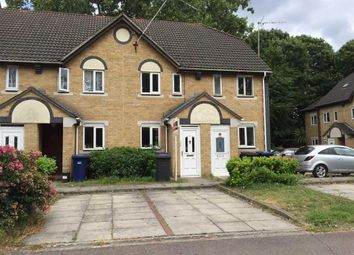 Thumbnail 2 bedroom terraced house for sale in Swan Drive, Colindale, London