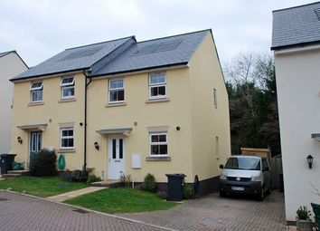 Thumbnail 2 bed semi-detached house for sale in Howarth Close, Sidford, Sidmouth