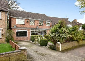 Thumbnail 4 bed detached house for sale in Kings College Road, Ruislip, Middlesex