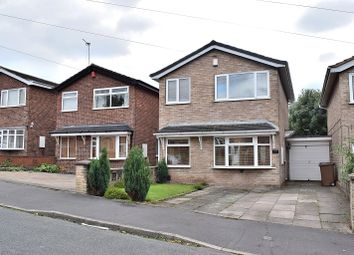 Thumbnail 3 bed link-detached house for sale in Forsyte Road, Stoke On Trent