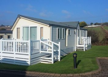 Thumbnail 2 bed mobile/park home for sale in The Dunes, Praa Sands Holiday Village, Praa Sands, Cornwall