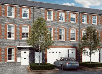 "Thumbnail 4 bed terraced house for sale in ""The Blackthorn"" at Mill Lane, Bitton, Bristol"