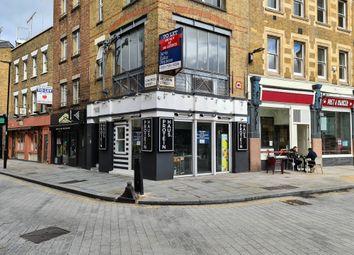 Thumbnail Restaurant/cafe to let in 1 St John Street, London