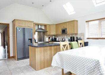 Thumbnail 4 bed detached bungalow for sale in Chapel Lane, Hermitage