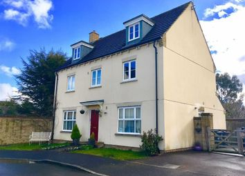 Thumbnail 5 bed detached house for sale in Stickleback Road, Lansdowne Park, Calne