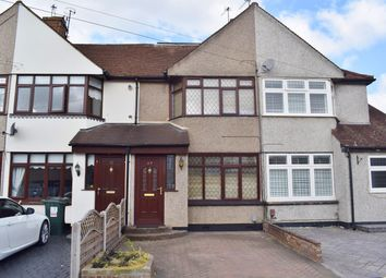 Thumbnail 3 bed terraced house for sale in Burns Avenue, Sidcup, Kent