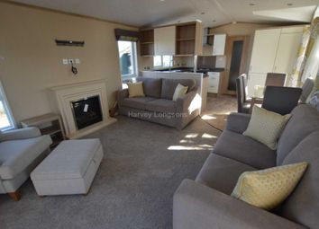 Thumbnail 3 bed mobile/park home for sale in Chichester Lakeside Holiday Park, Vinnetrow Road, Chichester