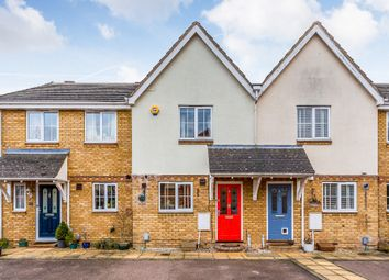 Thumbnail 2 bed terraced house for sale in Roebuck Close, Hertford