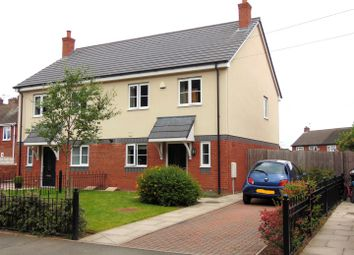 Thumbnail 3 bed semi-detached house for sale in Old Farm Road, Mancetter, Atherstone