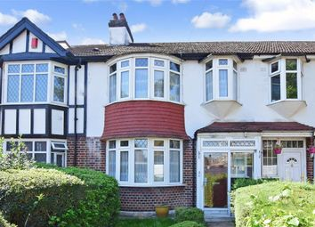 Thumbnail 3 bed terraced house for sale in Graham Avenue, Mitcham, Surrey