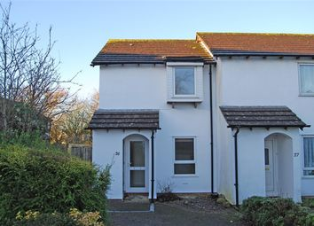 Thumbnail 2 bed end terrace house to rent in Arundel Close, New Milton