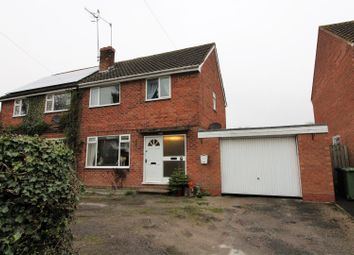 Thumbnail 3 bed semi-detached house for sale in School Road, Alcester