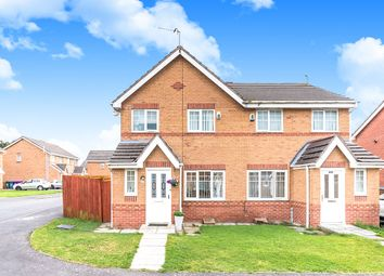 3 bed semi-detached house for sale in Woodhurst Crescent, Liverpool L14