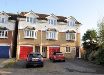 Thumbnail 3 bed town house for sale in Harcourt, Wraysbury, Staines
