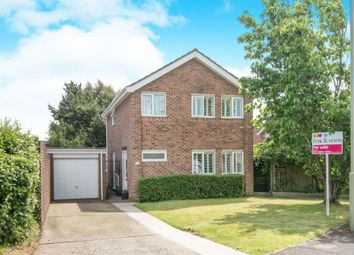 Thumbnail 3 bed detached house for sale in Broadlands Avenue, Boyatt Wood, Eastleigh