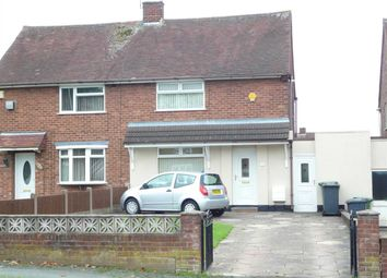 Thumbnail 2 bed semi-detached house for sale in Griffiths Drive, Ashmore Park, Wednesfield