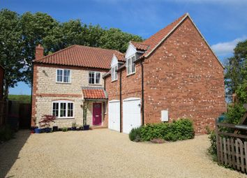 Thumbnail 5 bed detached house for sale in Bridleway Close, Nocton, Lincoln