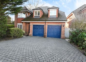 Thumbnail 5 bed detached house to rent in The Avenue, Ascot