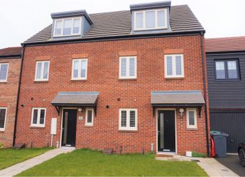 3 bed terraced house for sale in Jasmine Close, Hartlepool TS26
