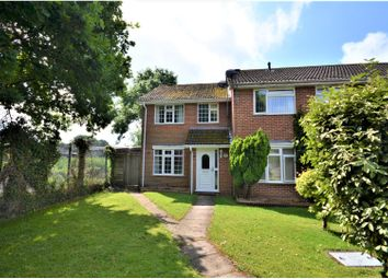 Thumbnail 3 bed end terrace house to rent in Wedgewood Close, Southampton
