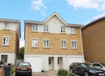 Thumbnail 4 bed semi-detached house for sale in Primrose Place, Isleworth