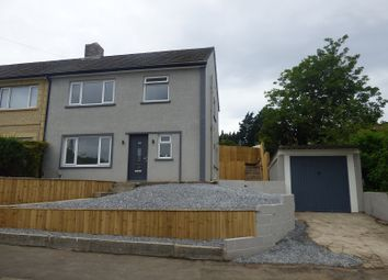 Thumbnail 3 bed semi-detached house for sale in Beacons View, Cimla, Neath.