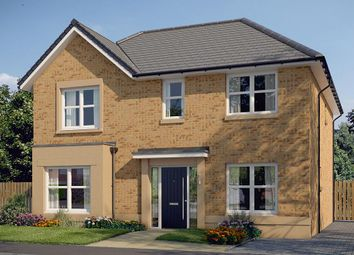 "Thumbnail 4 bed detached house for sale in ""The Pendlebury"" at Castlehill Crescent, Ferniegair, Hamilton"