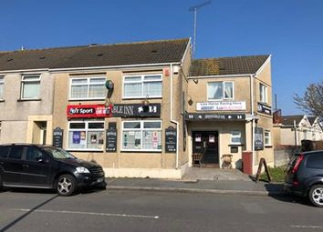 Thumbnail Restaurant/cafe for sale in The Whitstable Inn, New Dock Road, Llanelli, Carmarthenshire