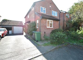 Thumbnail 4 bed detached house to rent in Larcombe Road, Petersfield