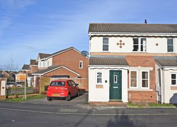 Thumbnail 3 bed end terrace house for sale in Heron Drive, Carlisle