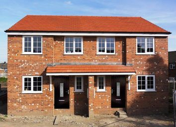 Thumbnail 3 bed semi-detached house for sale in Off Burnside, Thurnscoe, Rotherham