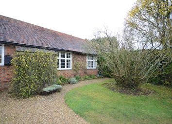 Thumbnail 1 bedroom cottage to rent in Pamber End, Tadley