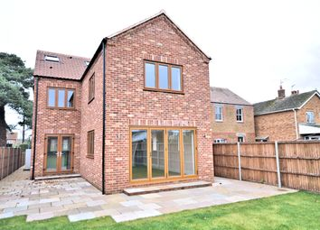 Thumbnail 4 bed detached house for sale in Station Road, Snettisham, King's Lynn