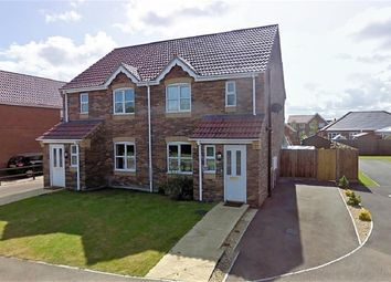 Thumbnail 3 bed semi-detached house for sale in St. Andrews Walk, Woodhall Spa