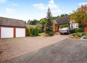 Thumbnail 4 bed detached bungalow for sale in Wetherel Road, Burton-On-Trent